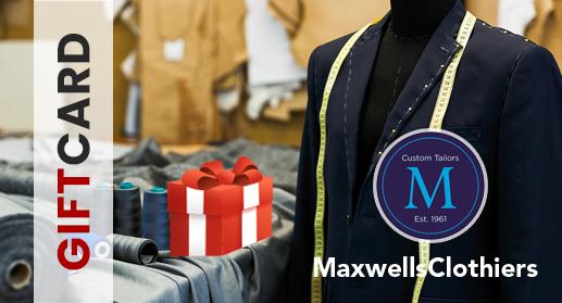 maxwell Gift Card