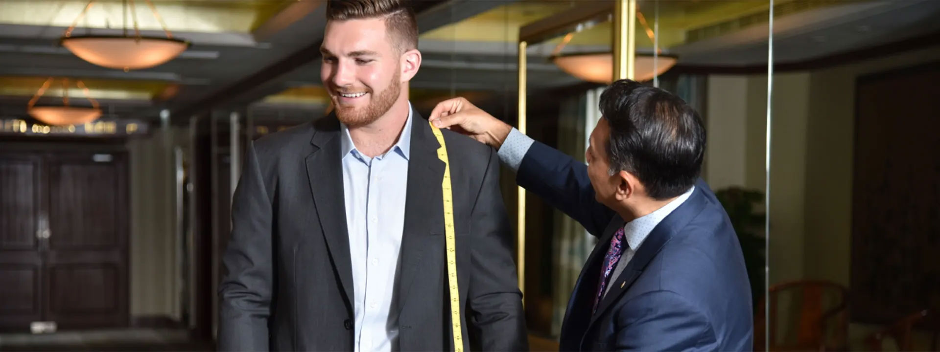 Maxwell's Clothiers Tailored with Precision
