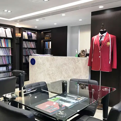 About Maxwell's Clothiers