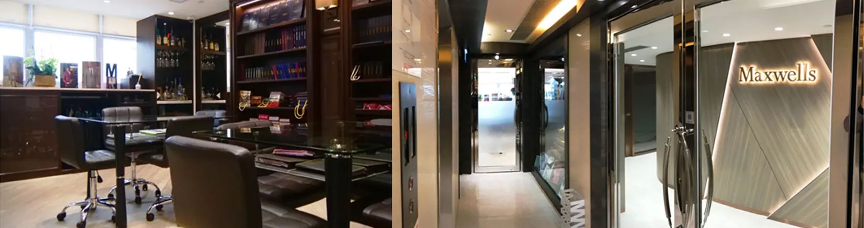 Maxwell's Clothiers Schedule a Store Visit